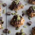 Healthier Pumpkin Spice Coconut Macaroons