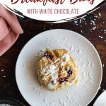 Pinterest image for Cranberry White Chocolate Rolls - short pin 5.