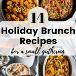 Pinterest image for 14 Holiday Brunch Recipes - short pin 2.