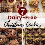 Pinterest image for Dairy-Free Christmas Cookies - Pin 2.